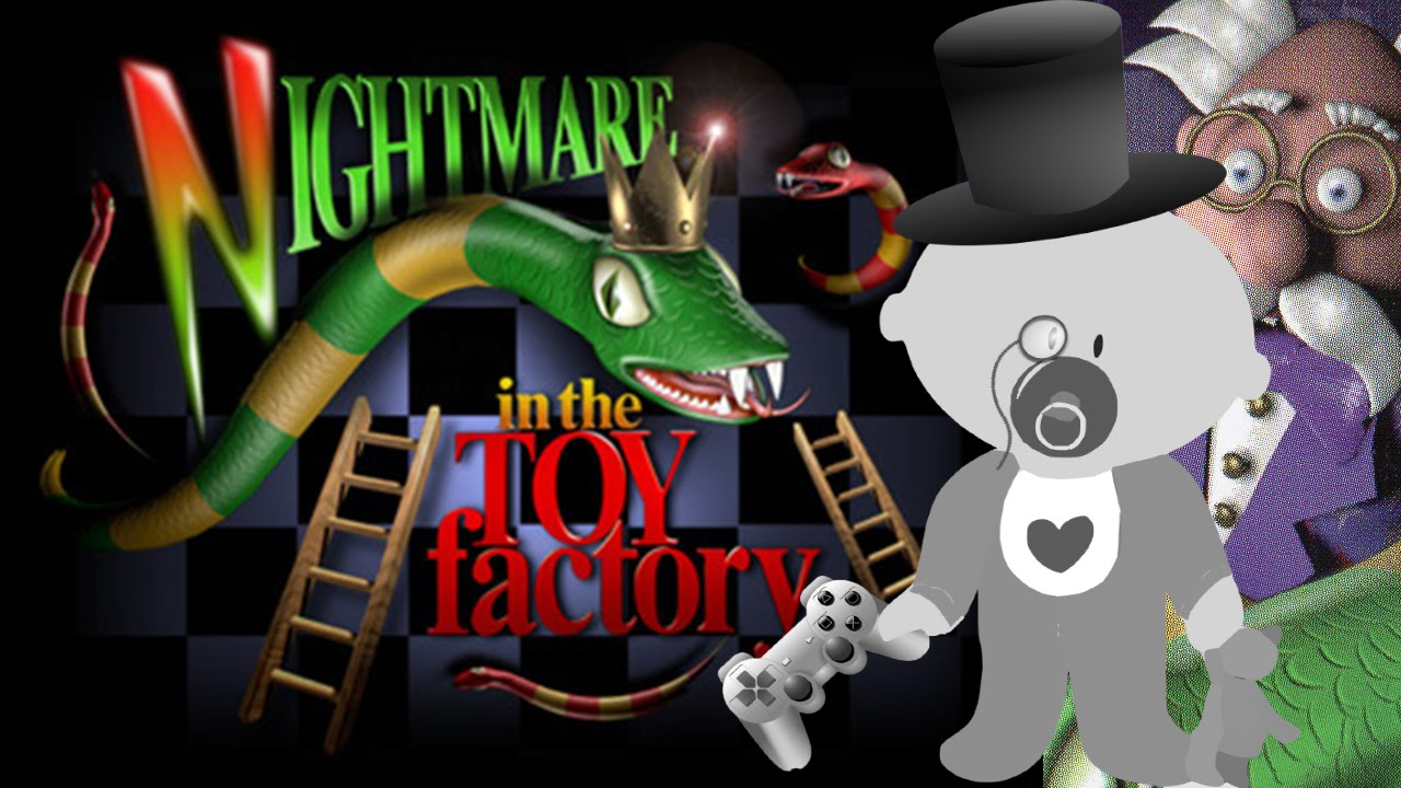 Nightmare The Toy Factory Download 3