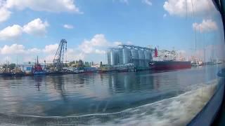 видео Производство дноуглубительных работ на внутренних водных путях