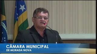 Geovan Barbosa pronunciamento 01 02 2017