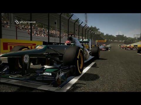F1 2012 - XRL Xenon Racing League - Brasil Grand Prix - Sao Paulo - 50% Race