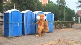 Атака клоунов в Ярославле