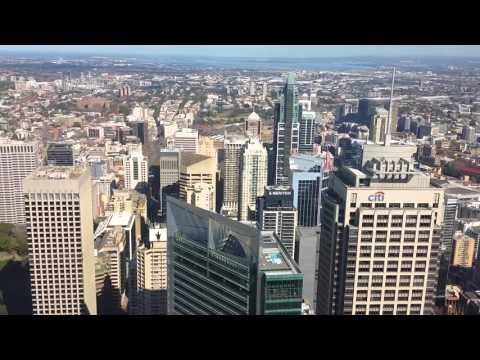 Sydney Tower Eye Observation Deck (Sydney, Australia)