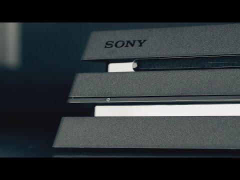 Почему я купил себе Sony Playstation 4 Pro?
