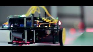 caretaker robot based on firebird v by e yantra eyrc 2014 15