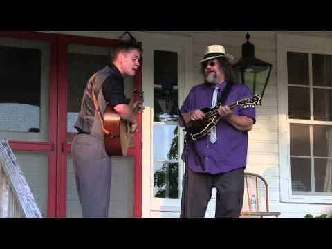 Billy Strings & Don Julin 6-17-14