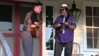 Billy Strings & Don Julin 6-17-14