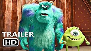 MONSTERS AT WORK Official Trailer Teaser (2021)