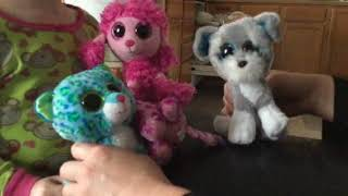 Funny Beanie Boo montage video!!!!😋😋☺️😁