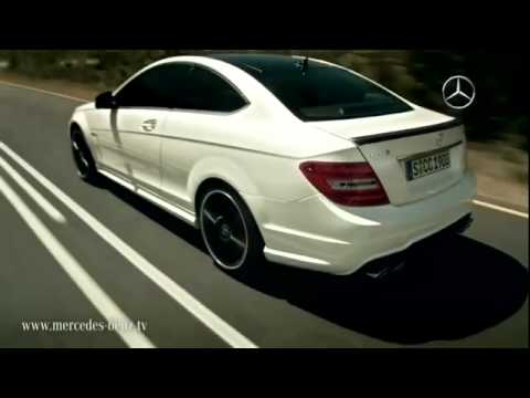 Mercedes c63 amg coupe revealed mercedes benz of white for Mercedes benz of white plains