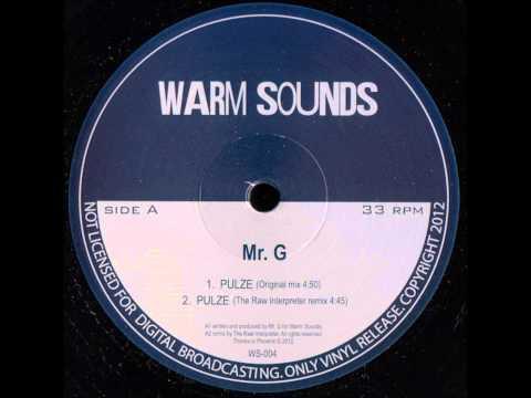 Mr G - Pulze