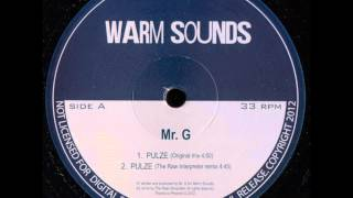 Mr G - Pulze