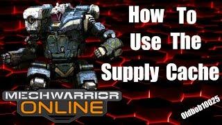 "MechWarrior Online - Supply Cache ""How it works"""