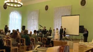 Дети выступают в Твери библиотека им. Горького 23.05.2013