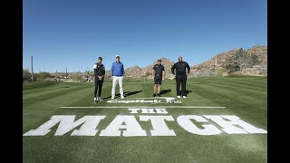 Stephen Curry & Peyton Manning vs. Phil Mickelson & Chuck (FULL RECAP)   Capital One's The Match