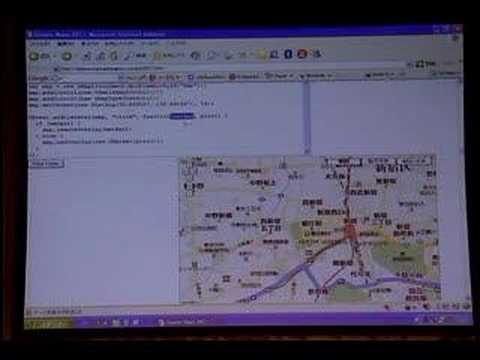 Google Developer Day Tokyo - Google Maps API Introduction