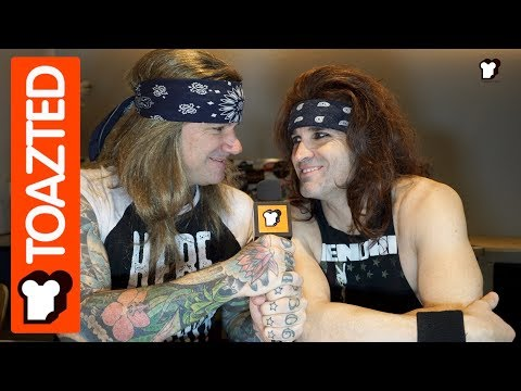 Steel Panther | interview | Toazted (Full HD)