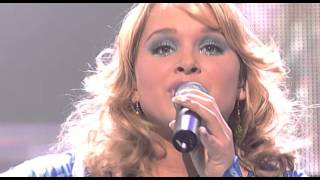 "Alice singing ""Heaven Must Be Missing An Angel"" by Tavares - Liveshow 4 - Idols season 2"