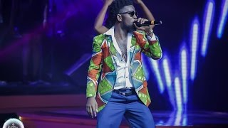 Bisa Kdei - Performance @ 2016 Vodafone Ghana Music Awards | GhanaMusic.com Video