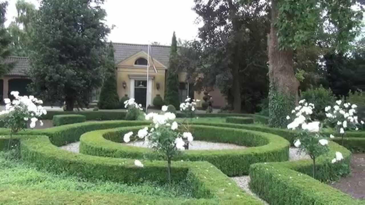 Three Dutch Gardens.
