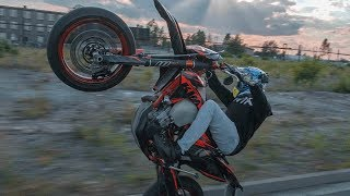 Supermoto Autumn Session 2019 - NaughtyRiders ft. BACKPACKWHEELIEBOYZ