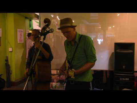 "Kevin Breit with Russ Boswell ""Lily"" Kensington Jazz Festival - video Richard Sugarman"