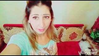 Saad Lamjarred - Ana Machi Sahel Cover BY ( Ahlam Montassir )  2016