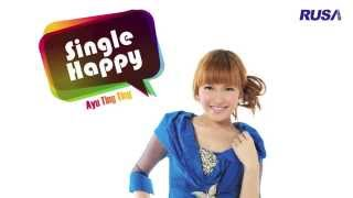 Single Happy - Ayu Ting Ting [Official Lyrics Video]