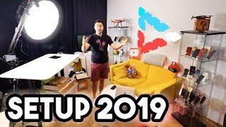 MON NOUVEAU SETUP 2019 ! (Gros Changement)
