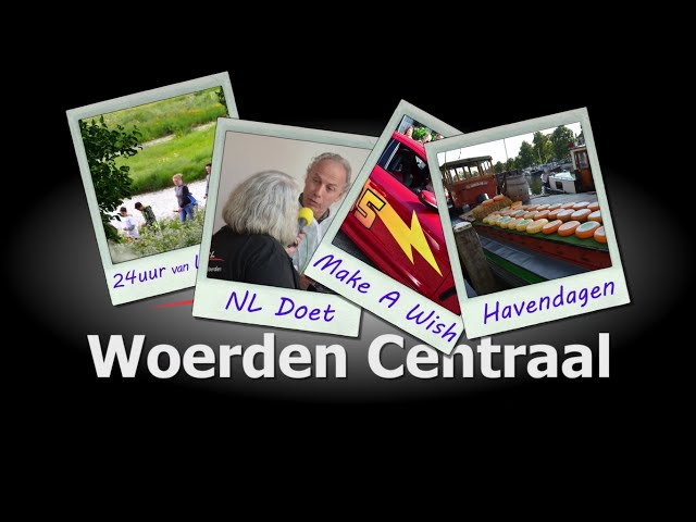 Radioprogramma 'Woerden Centraal' op RPL FM