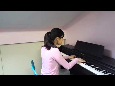 Take a Bow~Leona Lewis Cover by Claudia Spero