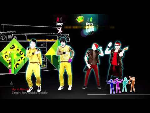 Just Dance 2015 Hip Hop-Walk this way