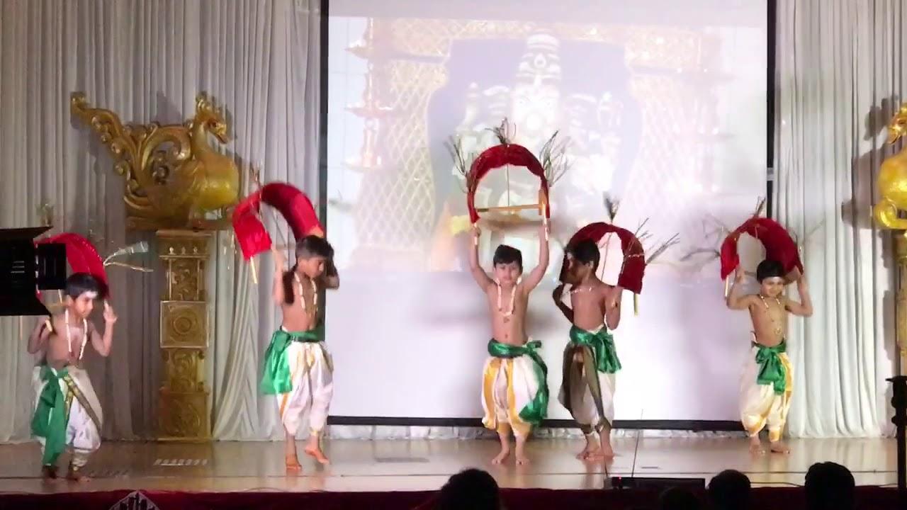 Sweden Thaipongal 2018 Tamil Dance