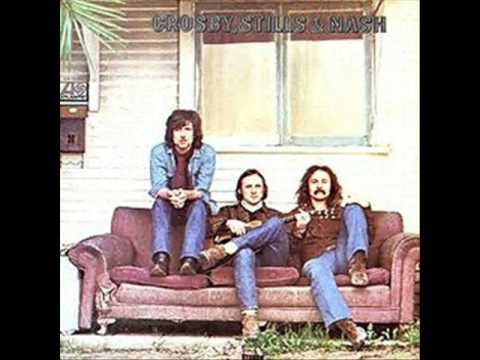 Wooden Ships - Crosby Stills Nash and Young