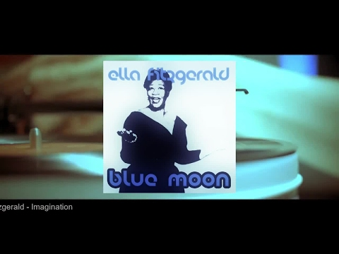Ella Fitzgerald - Blue Moon (Full Album)