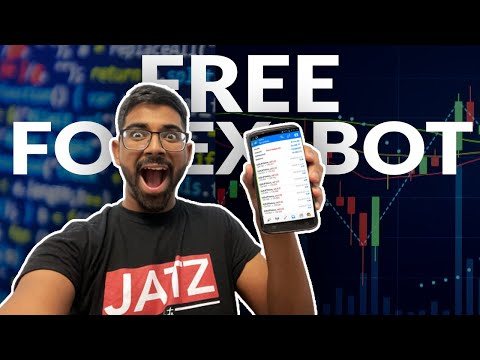 I Used A FREE Forex Robot To Day Trade For Me