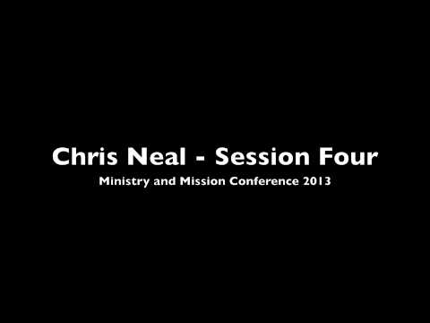 "Audio of Chris Neal's 4th address ""Deliver"""