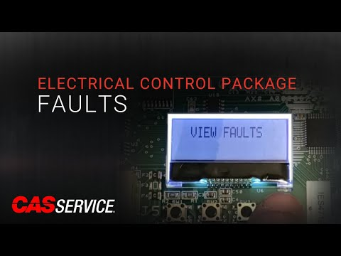 Electrical Control Package Faults