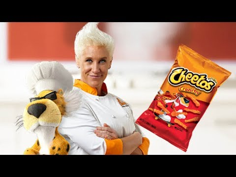 Heaven On Earth! A Look At The Cheetos Restaurant
