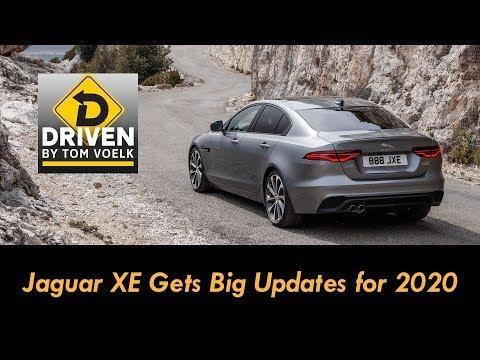 2020 Jaguar XE Sport Sedan Preview