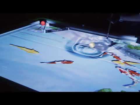 Thumbnail: Amazing Trick Shots on Digital Interactive Pool Table -- IPOOL