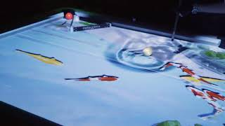 Amazing Trick Shots on Digital Interactive Pool Table -- IPOOL