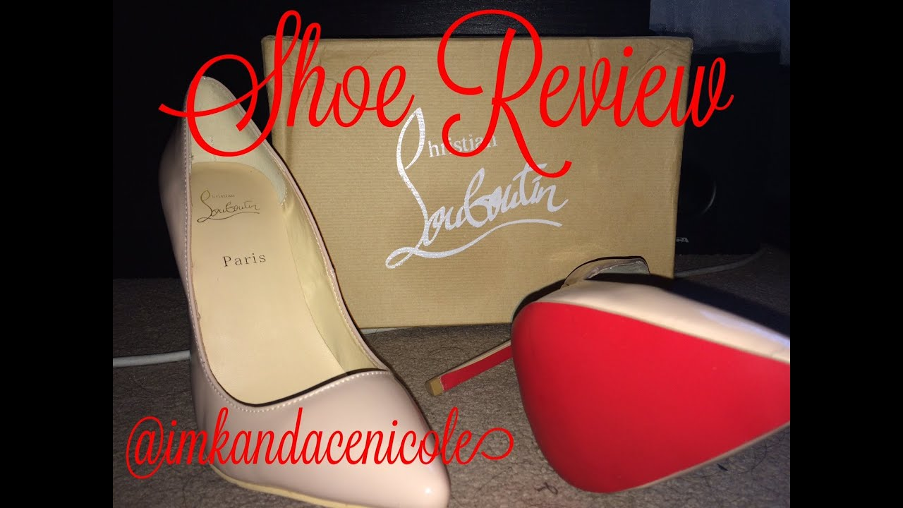 christian louboutin aliexpress