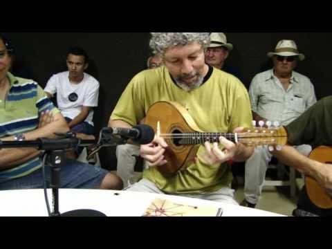 VISITANDO RECIFE-Pedro Amorim ao bandolim-PROGRAMA BRASILEIRINHO