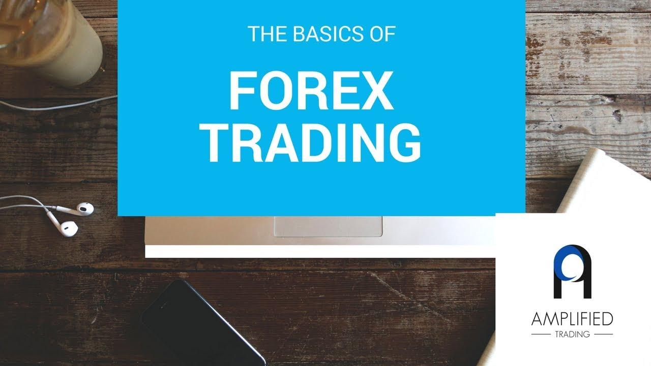 Forex trading basics for beginners