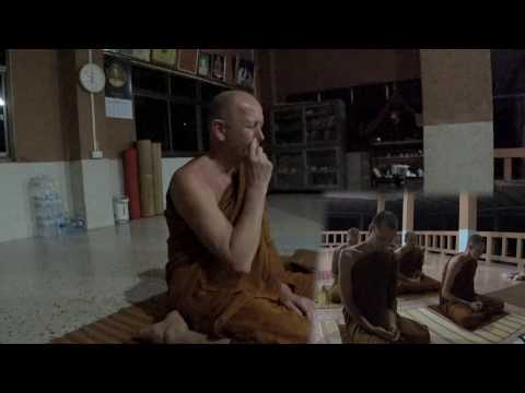 """""""To fight oneself hurts the most"""" HD - Dhamma Talk by Ajahn Martin"""