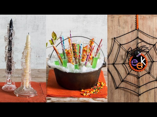 3 Easy Halloween Crafts To Spook Your Guests | Southern Living