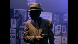 Fred Astaire + Michael Jackson - SMOOTH CRIMINAL [short film]