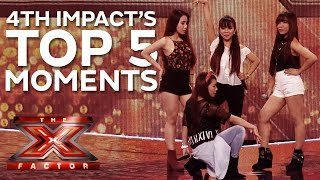 Download lagu 4th Impact's X Factor Highlights | X Factor 2015