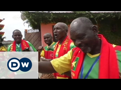 Burkina Faso fans' hopes high for semifinal | DW News