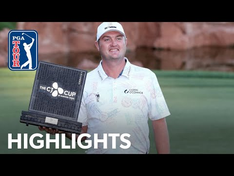 Jason Kokrak shoots 8-under 64 | Round 4 | THE CJ CUP 2020
